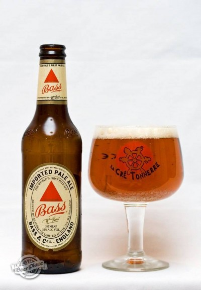 Дегустация британского пива Bass Imported Pale Ale