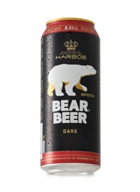Bear Beer Dark - новинка от Harboe в Украине
