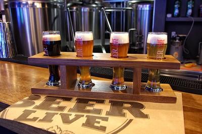 Дегустационный набор Beer.Live
