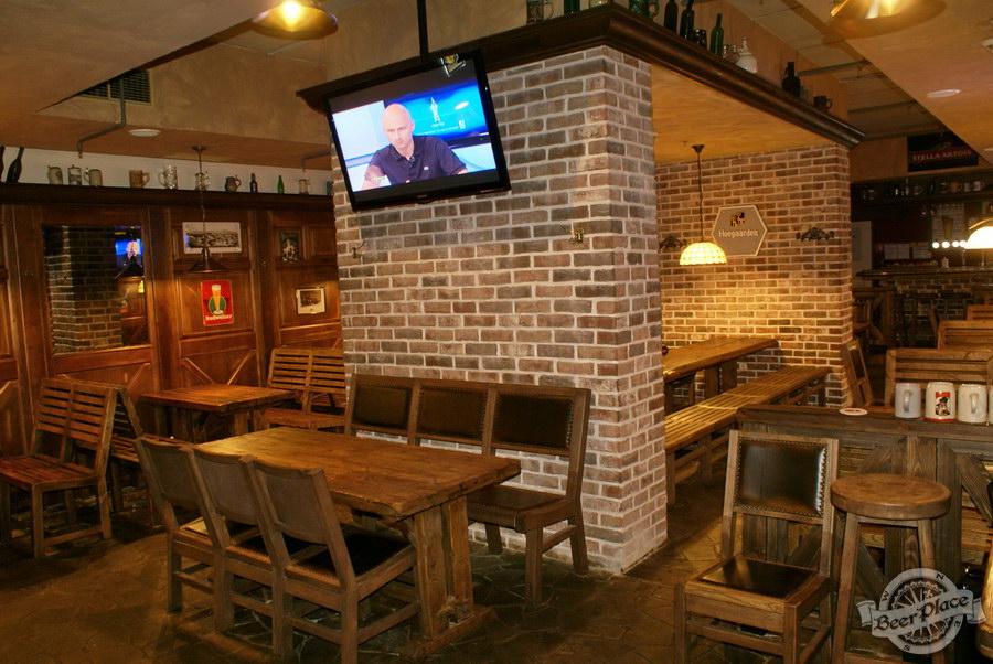 Обзор паба Beer Point  на Подоле. Фото.  Второй зал. Общий