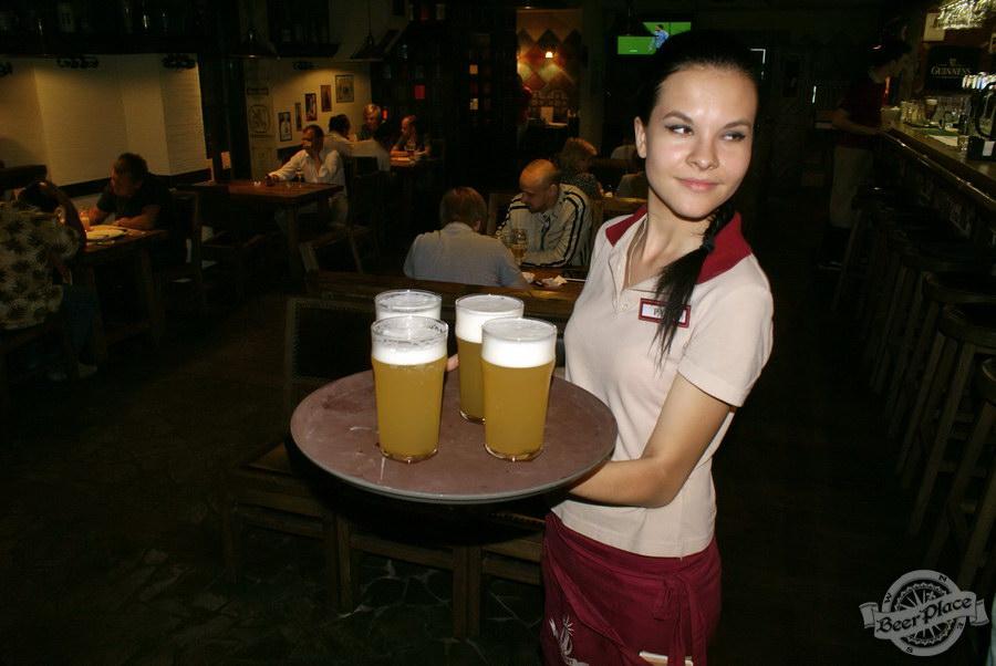 Обзор паба Beer Point  на Подоле. Фото. Безымянные пинты