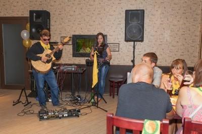 Живая музыка в Бирлага