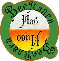 Паб BeerLaga. Логотип