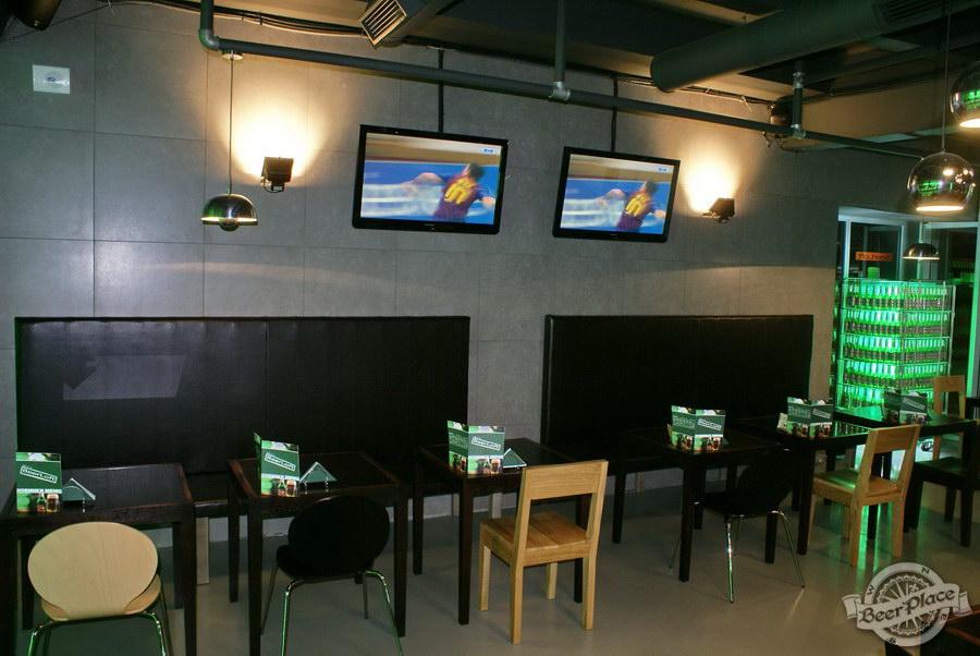 Обзор кафе Becks BeerLoft на Окружной в Ашане. Променада Парк. Плазменные телевизоры