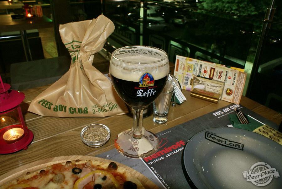 Обзор кафе Becks BeerLoft на Окружной в Ашане. Променада Парк. Пиво Leffe