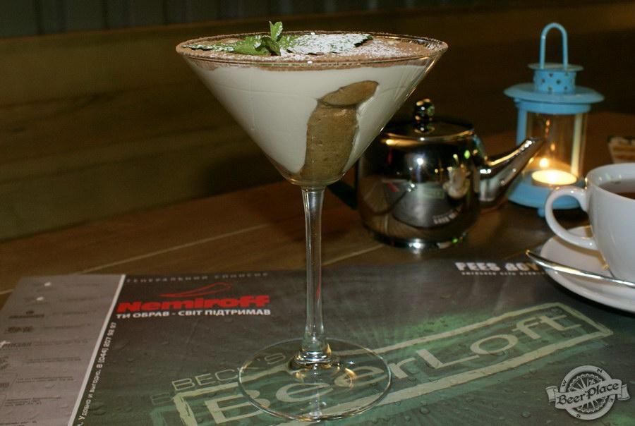Обзор кафе Becks BeerLoft на Окружной в Ашане. Променада Парк. Тирамису