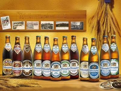 Weihenstephan - самая старая пивоварня в мире