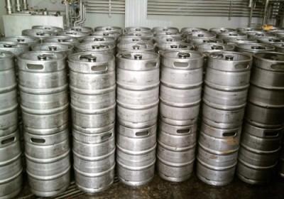 В Днепропетровске прекращено производство фальсифицированного пива