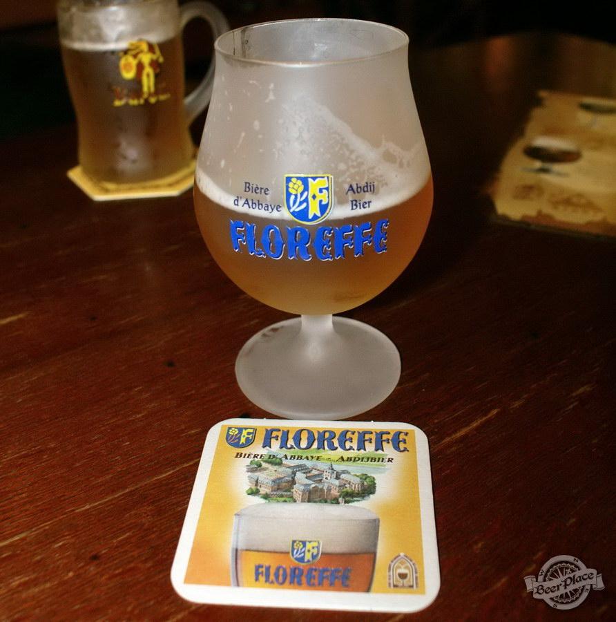 Дни бельгийского пива в Натюрлихе. Floreffe Blonde
