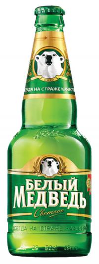Efes Ukraine начнет производсто Белого медведя