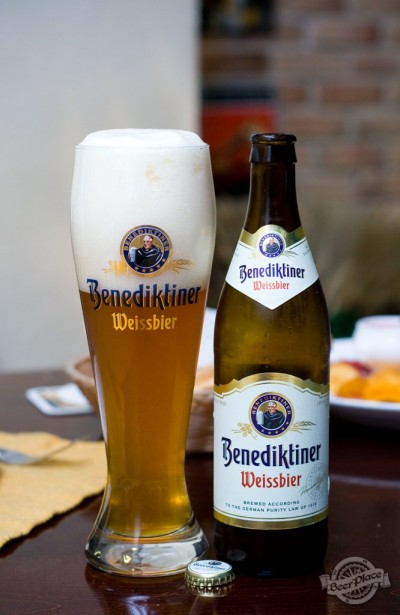 Дегустация Benediktiner Weissbier