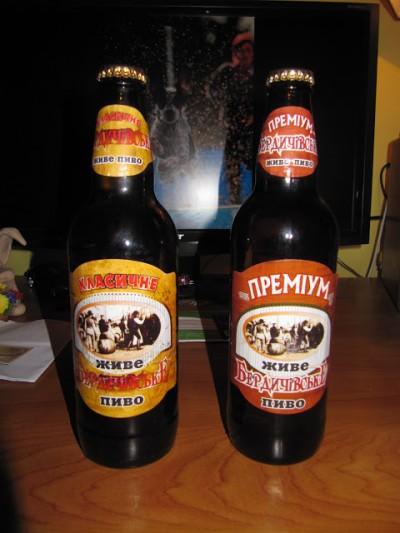 Пиво Бердичівське из Лисичанска