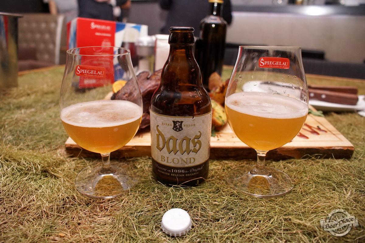 Дегустация Biere du Desert и Daas Blond в баре ФудТурист