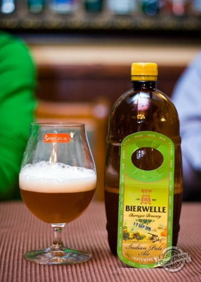 Дегустация Indian Pale Ale от Bierwelle