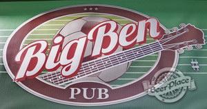 Паб «Биг Бен» в ТРЦ «Дрим Таун» | «Big Ben Pub» в «Dream Town». Киев