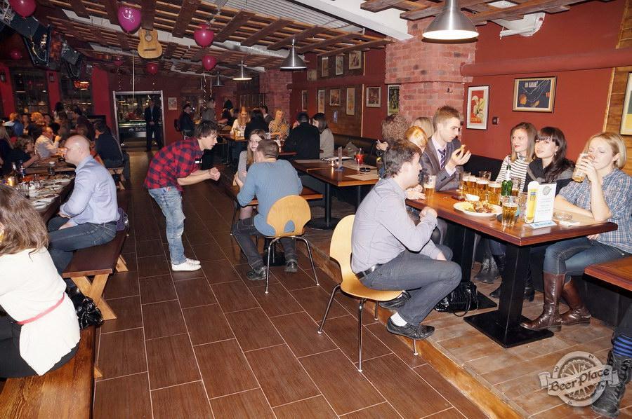 Открытие паба Big Ben в ТРЦ Дрим Таун | Big Ben Pub opening in Dream Town. Специальные предложения