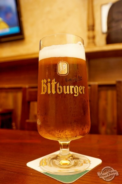 Дегустация Bitburger Premium Beer