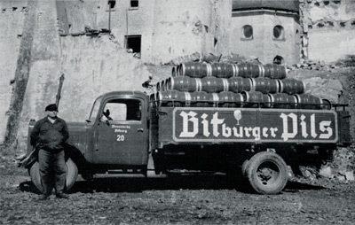 История немецкой пивоварни Bitburger