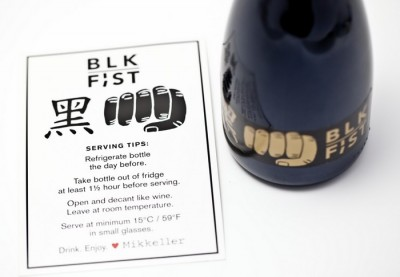 Black Fist - очередной шедевр от Mikkeller