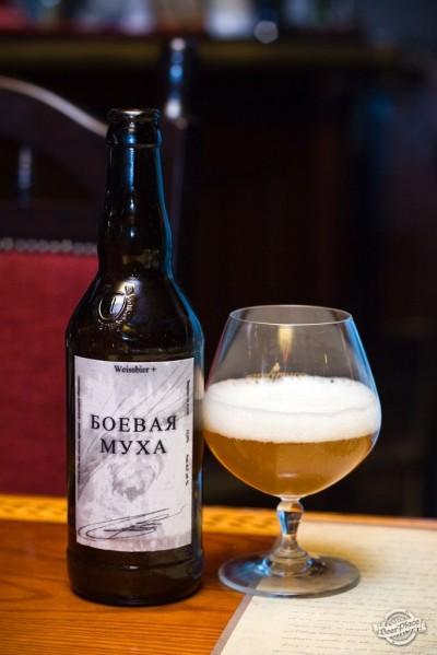 Дегустация домашнего пива Боевая муха от grits