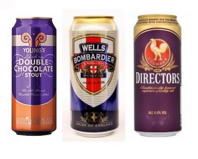 Распродажа английского пива в Большевике