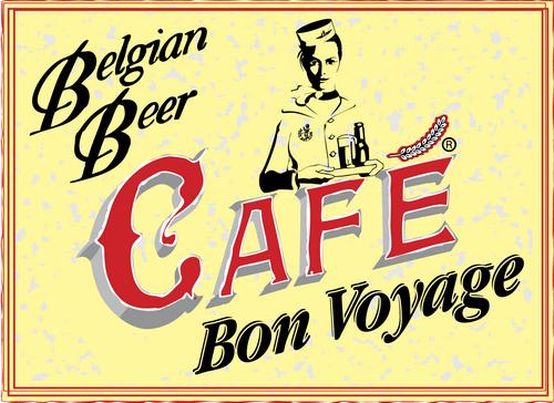 Киев. Сеть Pees Boy Club: бельгийское пивное кафе Bon Voyage