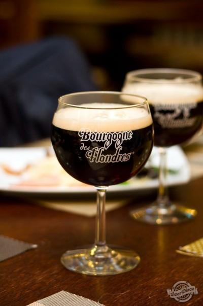 Дегустация Bourgogne des Flandres Brune