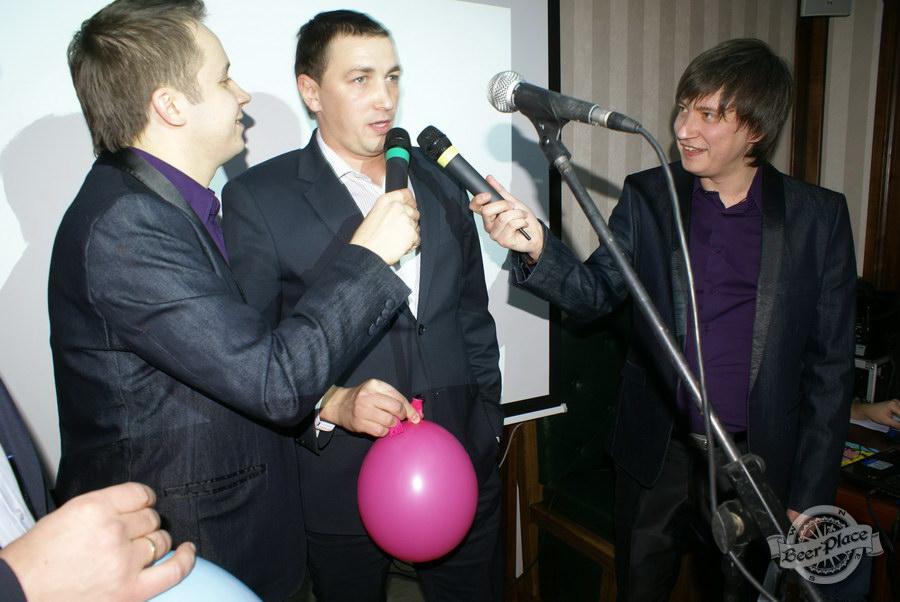 Открытие брассери Подшофе. Дмитрий Иваныч толкает речь