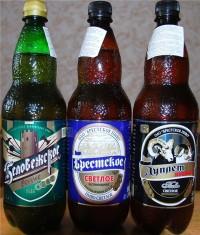 Брестское пиво в Украине