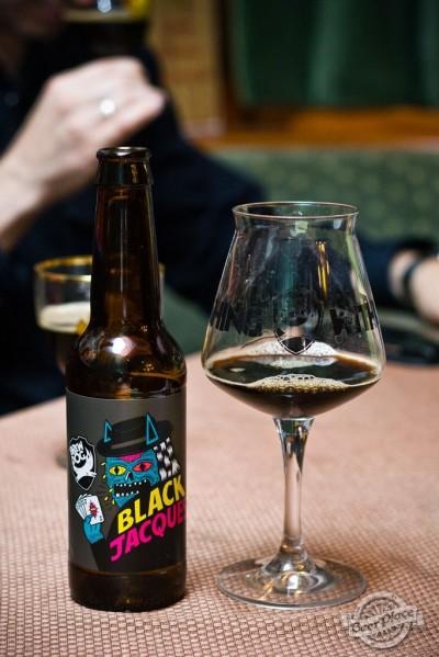 Дегустация пива BrewDog Black Jacques