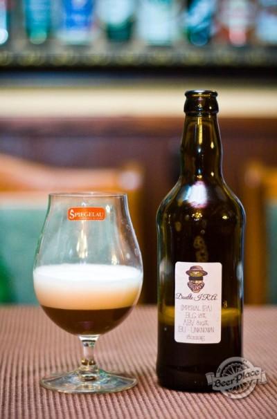 Дегустация пива домашней пивоварни Брови Brew