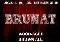 Alchemy Lab: Tarragon potion и Brunat Wood-Aged Brown Ale  - еще две новинки от Mad Brewlads
