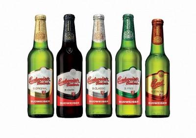 Акция на Budweiser Budvar в Billa