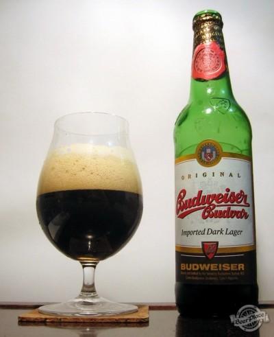 Дегустация пива Budweiser Budvar Tmavý Ležák (Dark Lager)