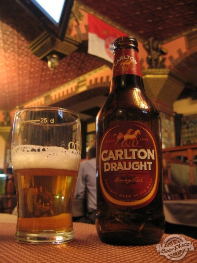 CARLTON Draudght