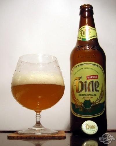 Дегустация пива Чернігівське Біле