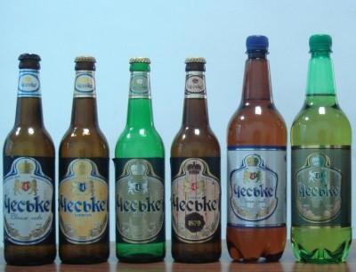 Пиво Чеське начали варить в Полтаве