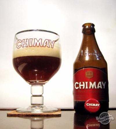 Дегустация пива Chimay Rouge (Red)