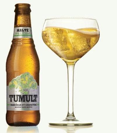 New beer from Coca-Cola Tumult | Новое пиво от Кока-Колы