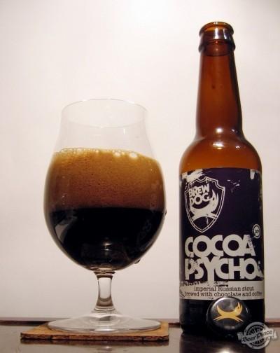 Дегустация шотландского пива Cocoa Psycho