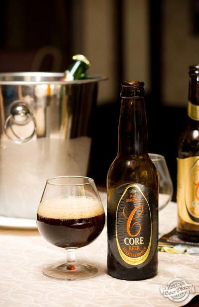 Дегустация пива Core stout