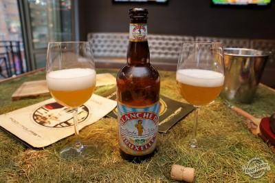 Дегустация пшеничного пива Corsendonk Blanche d'Arden и Blanche de Bruxxeles в FoodTourist
