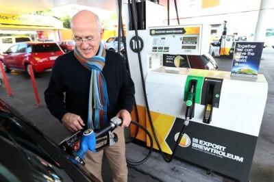 DB Export Brewtroleum - пивной бензин из Новой Зеландии