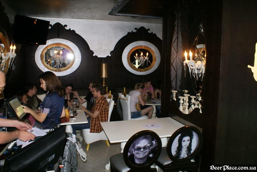 Паб, диско-бар, караоке Кокаин | Cocaine. Киев. Второй зал