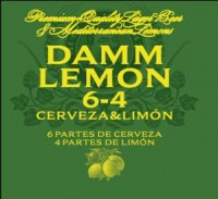 Дегустация Damm Lemon 6-4