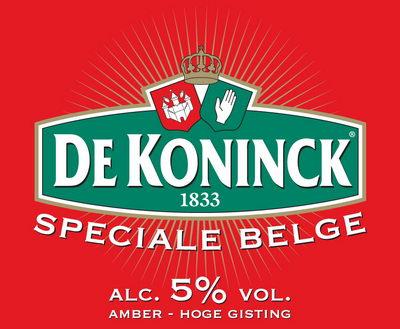 De Koninck Amber Special Belge
