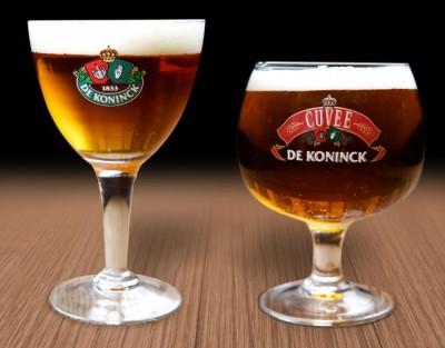 Скидка 50% на пиво De Koninck от ресторана Антверпен
