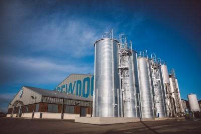 BrewDog открывают пивоварню в США