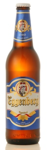 Чешское пиво Eggenberg в Украине