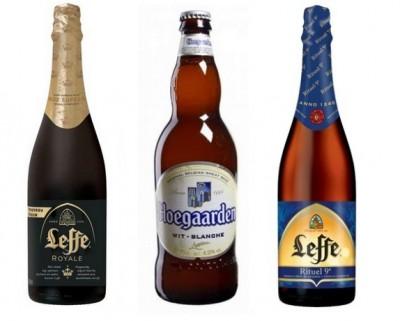Акция на Hoegaarden и Leffe в Еко-маркетах